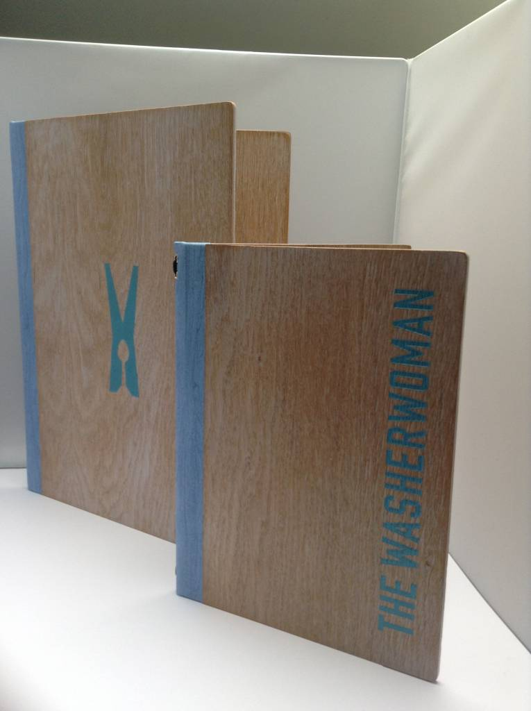 Wood Menu Covers by Mainly Menus Ireland