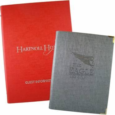 Room Folders & Guest Information Folders