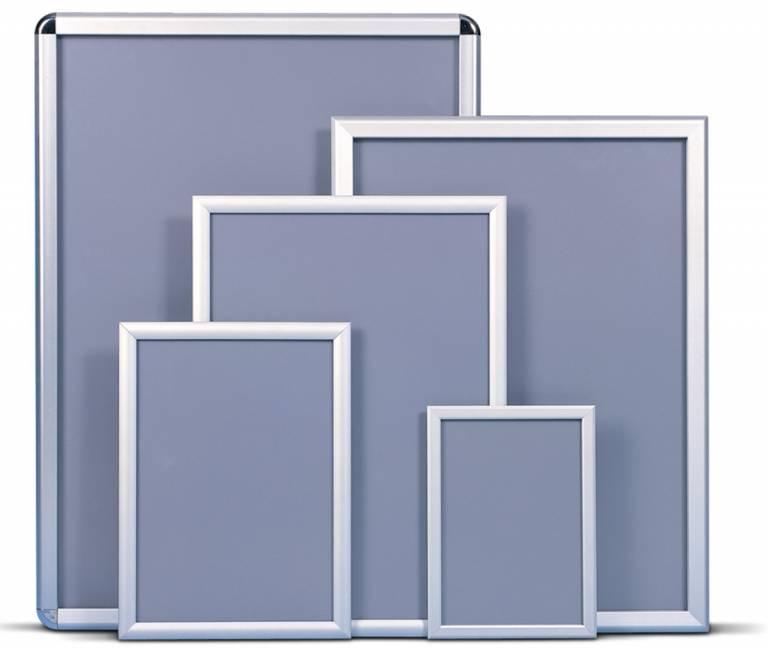 Snap poster frames